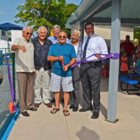 Cozumel Park Ribbon Cutting Ceremony