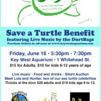 Save A Turtle Benefit
