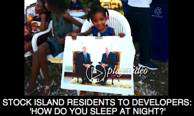 Stock Island Residents to Developers: How do you sleep at night?