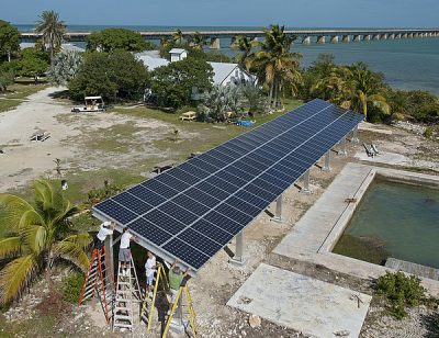 Monroe County BOCC Supports Amendment 4 that Provides Tax Breaks for Solar Installations
