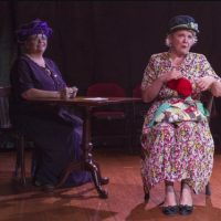 "Review of Key West Fringe Theater: ""Alice's Parlor"""