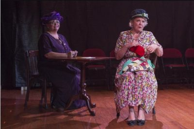 """Review of Key West Fringe Theater: """"Alice's Parlor"""""""