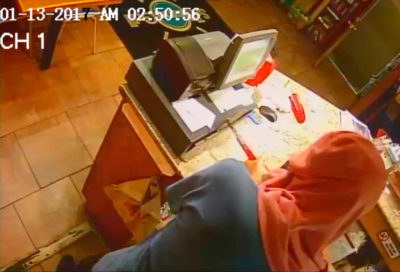 "Key West ""Hoe Robber"" Caught on Tape and Nabbed by Waitresses"