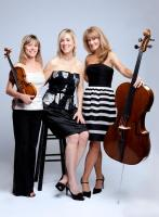 Impromptu Classical Concerts at St. Paul's Church Featuring The Eroica Trio - February 14th