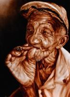 Portraits of Cigar Workers in Havana Cuba