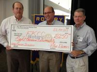 Key West Sunrise Rotary Supports New FKCC Scholarship Program