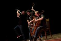 "PROJECT Trio to Perform ""Genre-bending"" Concert at San Carlos Institute"