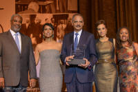 NAACP Honors Eric Holder with Thurgood Marshall Lifetime Achievement Award