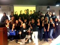 Keys to Be the Change Youth Leaders Attend First Ever PeaceJam Slam Miami