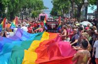 Gay Pride CrossWalk Unveiling June 10-14