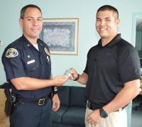 Returning Officer Sworn In