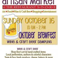 "Key West Artisan Market ""Art in Key West"" Edition This Sunday"