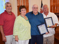 Generations of Bethels Honored