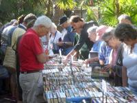 Friends of the Key West Library Book Sale, March 7