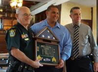Captain Retires from the Sheriff's Office