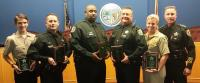 Sheriff Honors Employees of the Quarter