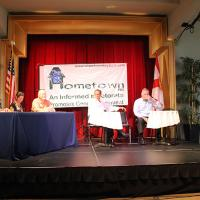 Next Hometown Event is Tonight, August 21, at The Studios of Key West, at 5 PM