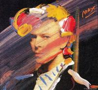 Peter Max Brings David Bowie to Key West