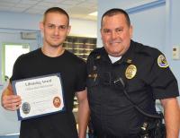 Life Saving Award