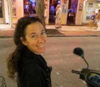Blue Paper Editor Naja Girard Calls it Quits