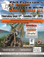 Florida Keys Rev Up for 43rd Annual Poker Run