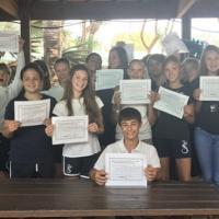 Graduating Project Alert Class