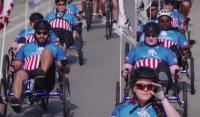 Annual Wounded Warrior Bicycle Ride