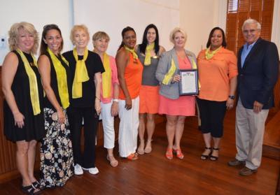 Key West Zonta Club's 34th Radio Day Event
