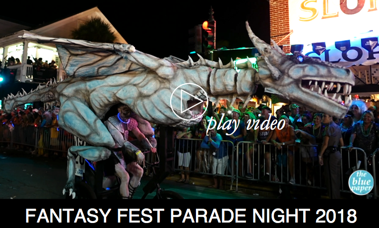 Fantasy Fest Parade Night 2018