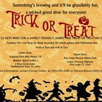 "Monroe County to Host Two ""Debris Free"" Trick or Treat Events on Halloween"