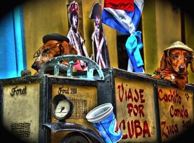 Featured Artist: Perry Frantzman in Cuba