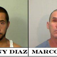 Sheriff's Deputies Seek Help: Two Men Wanted in Separate Lower Keys Theft Cases