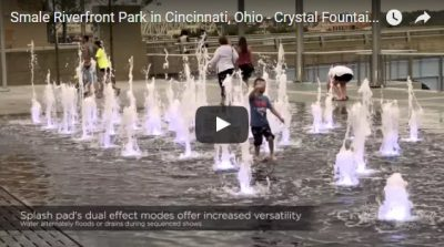 What Will the Interactive Water Feature at Truman Waterfront Park Be Like?