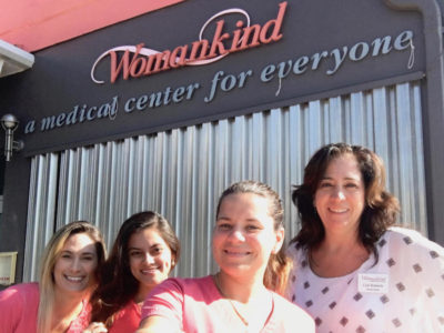 "Womankind celebrates National Women's Health Week with Free ""Medical Mingle,"" an informal meet-and-greet luncheon"